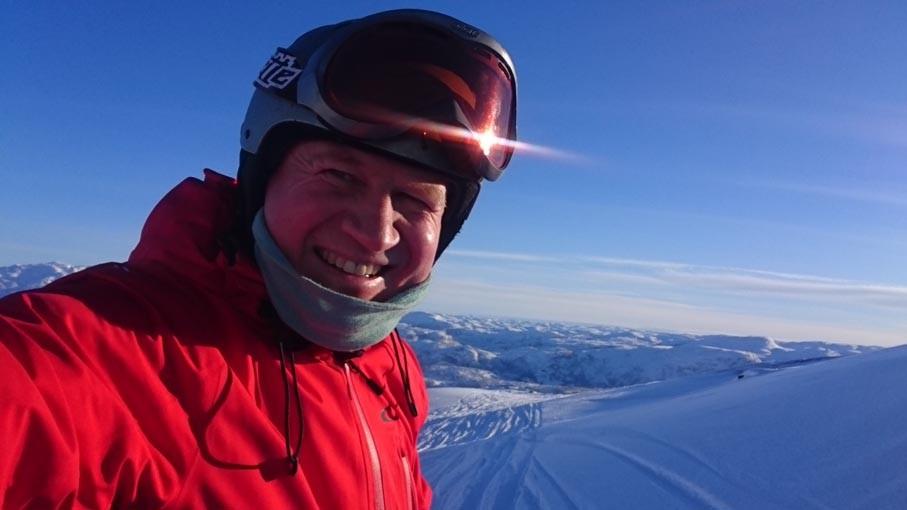 Ottar Barsnes - Founder and CEO